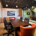 conference room of mn low overhead real estate broker